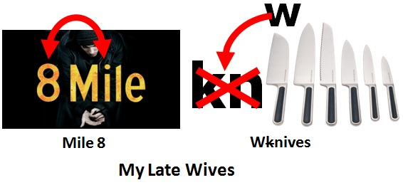 2. My Late Wives