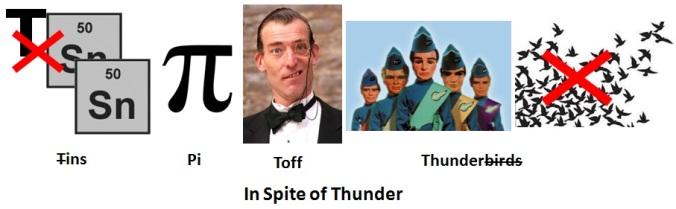 4. In Spite of Thunder