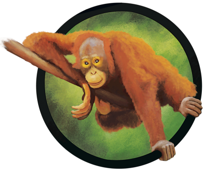 orangutan_illustration_for_wwf_calendar_by_robertmeadows-d6o8i7a