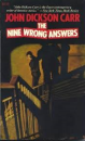 the-nine-wrong-answers