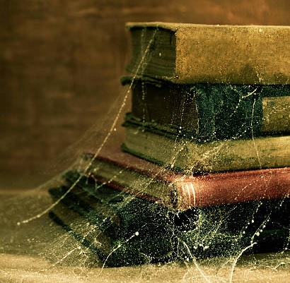 Books waiting