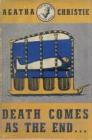 death_comes_as_the_end_first_edition_cover_1945