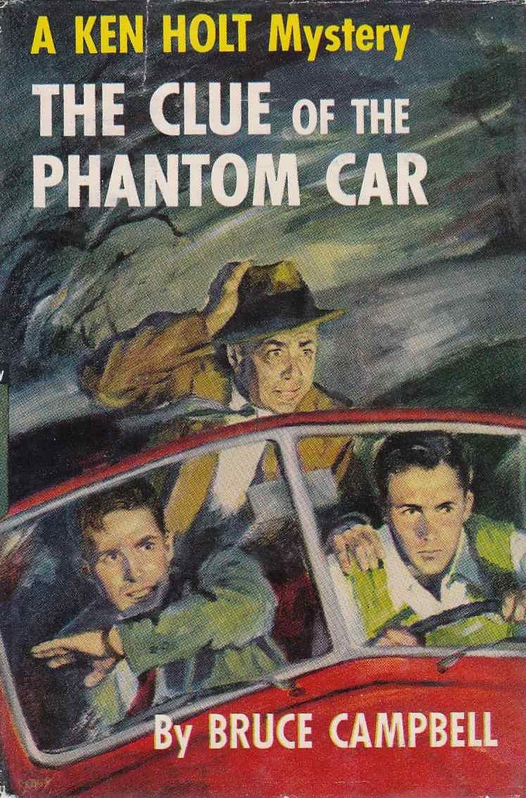 Clue of the Phanton Car