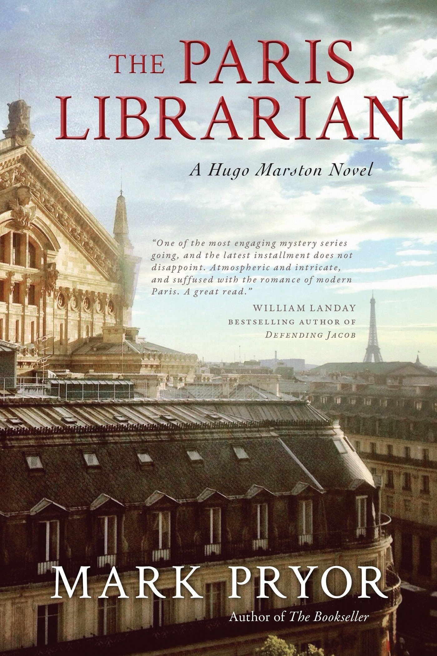 Paris Librarian