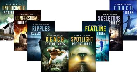 Robert Innes Blake harte