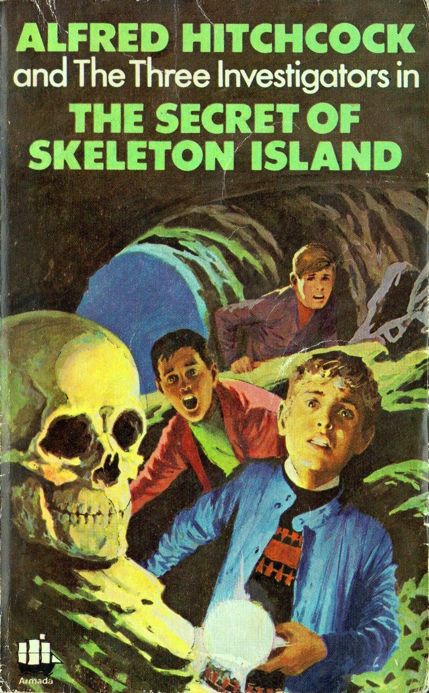 Secret of Skeleton Island