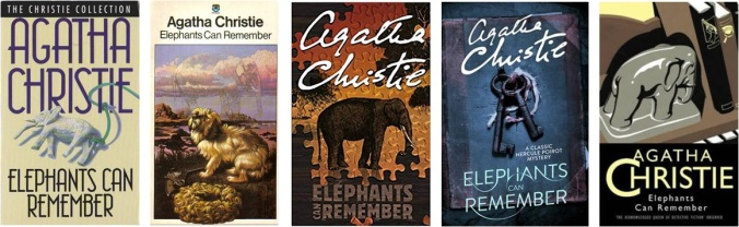 elephants can remembers