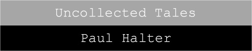 uncollected halter