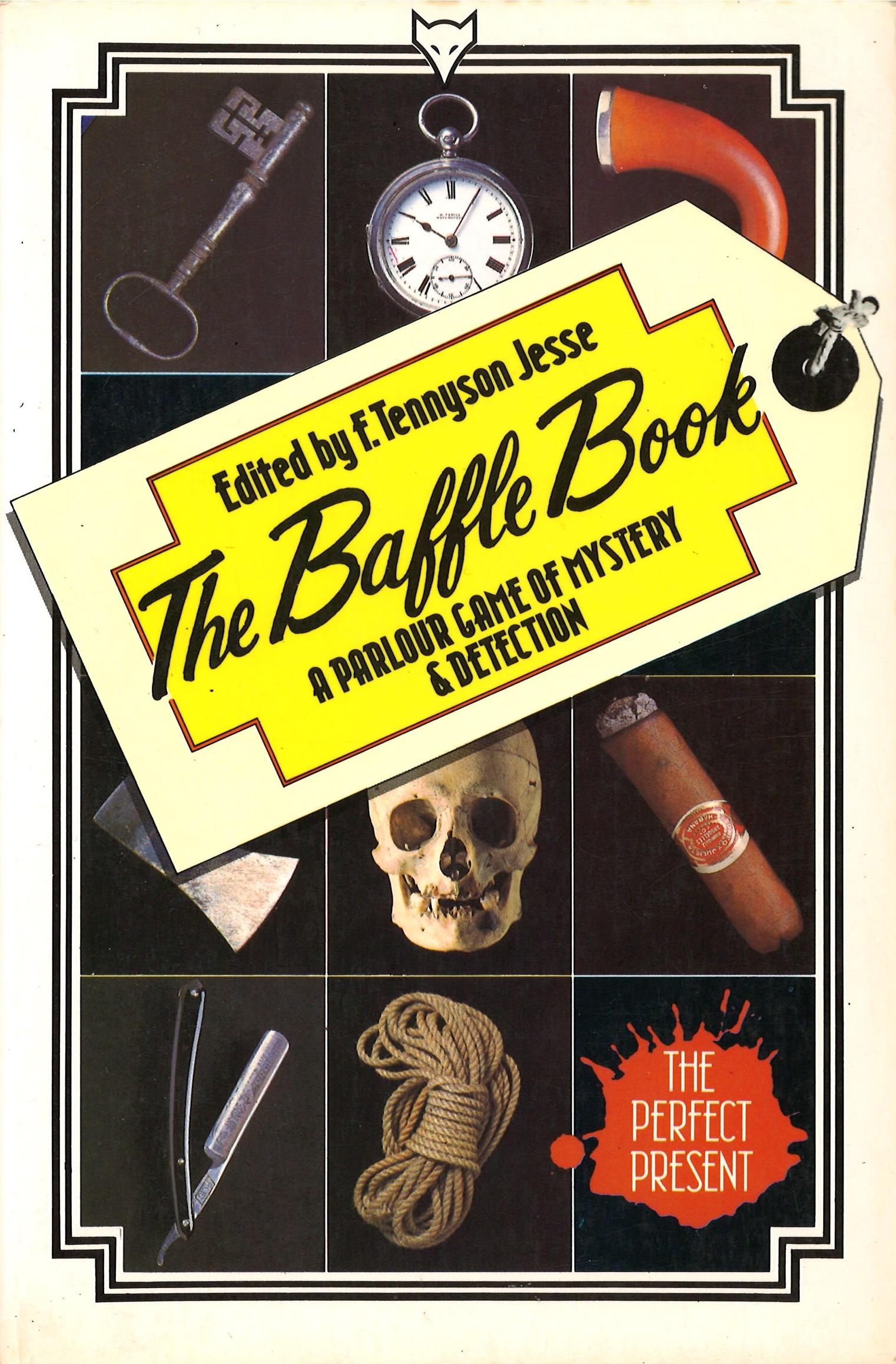 Baffle Book. The