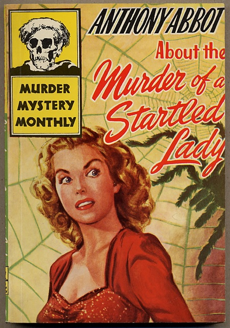 About the Murder of a Startled Lady