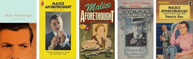 Malice Aforethoughts