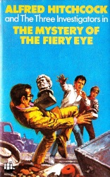 Mystery of the Fiery Eye
