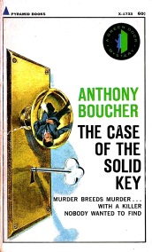 Case of the Solid Key