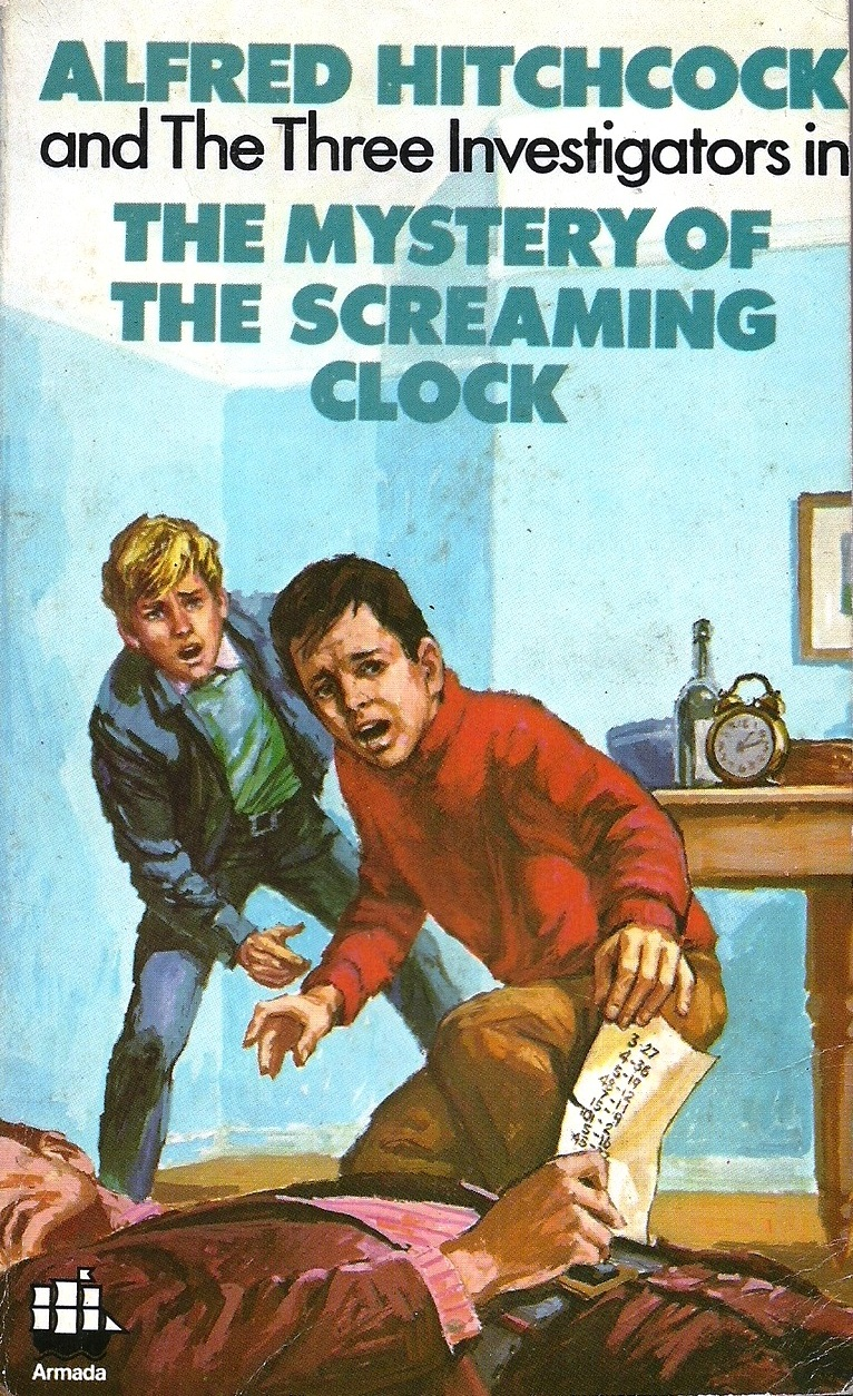 Mystery of the Screaming Clock