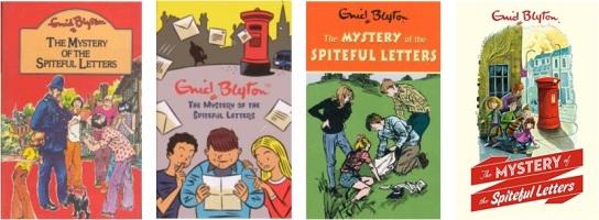 Spiteful Letters 1