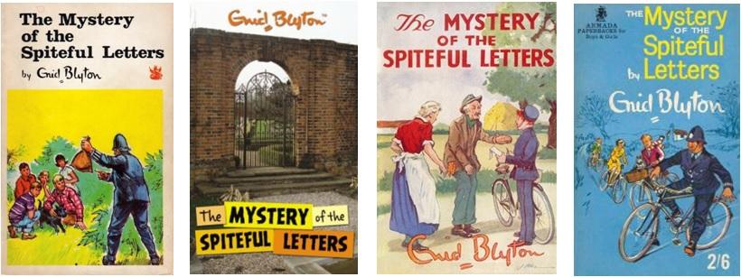 Spiteful Letters 2