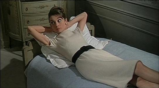 Charade Hepburn