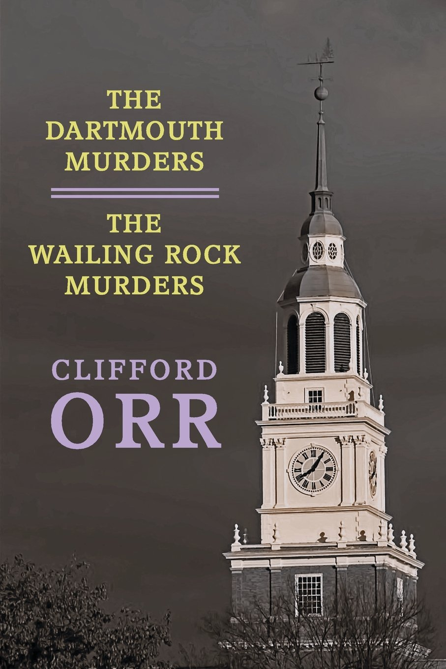 Dartmouth Wailing Rock Murders