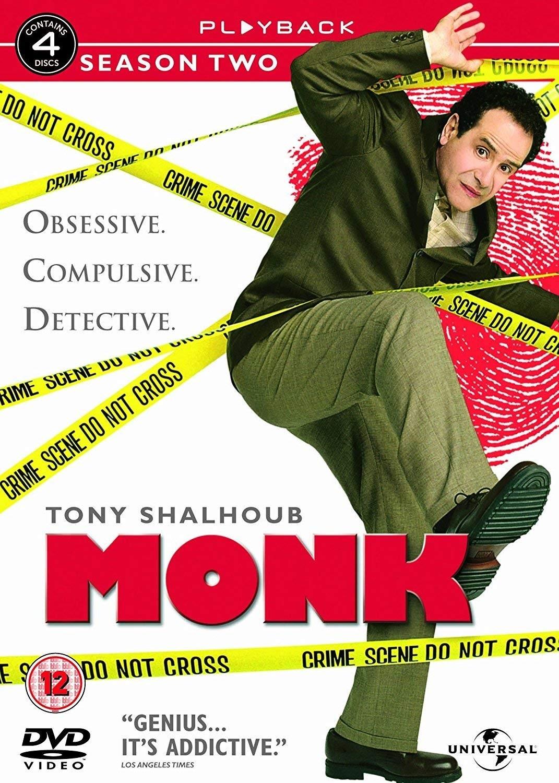 Monk S2