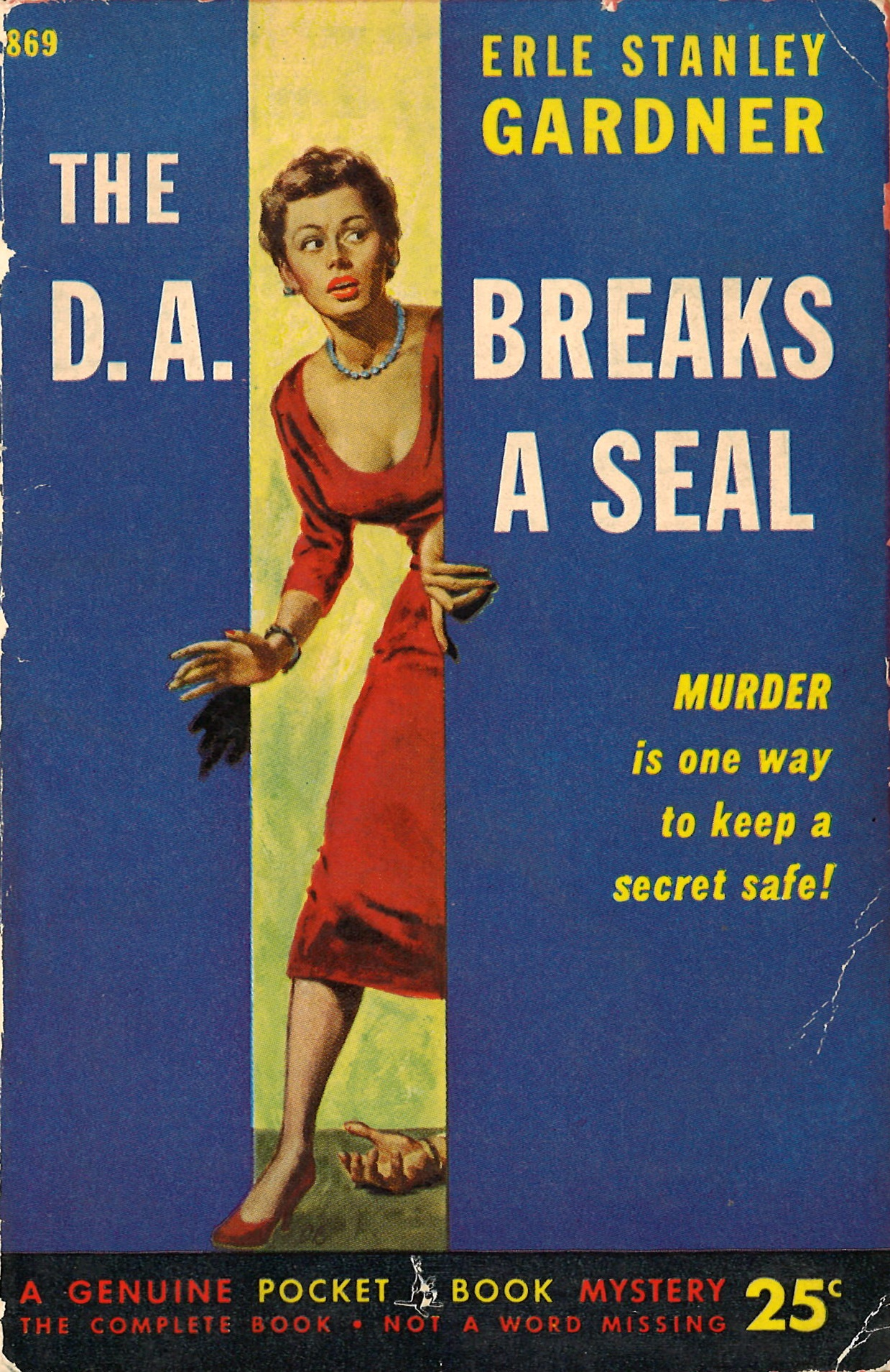 D.A. Breaks a Seal, The