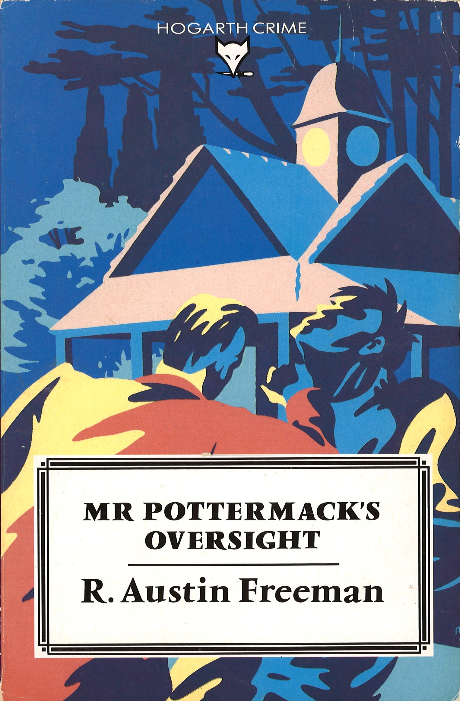 Mr Pottermack's Oversight