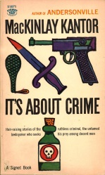 It's About Crime