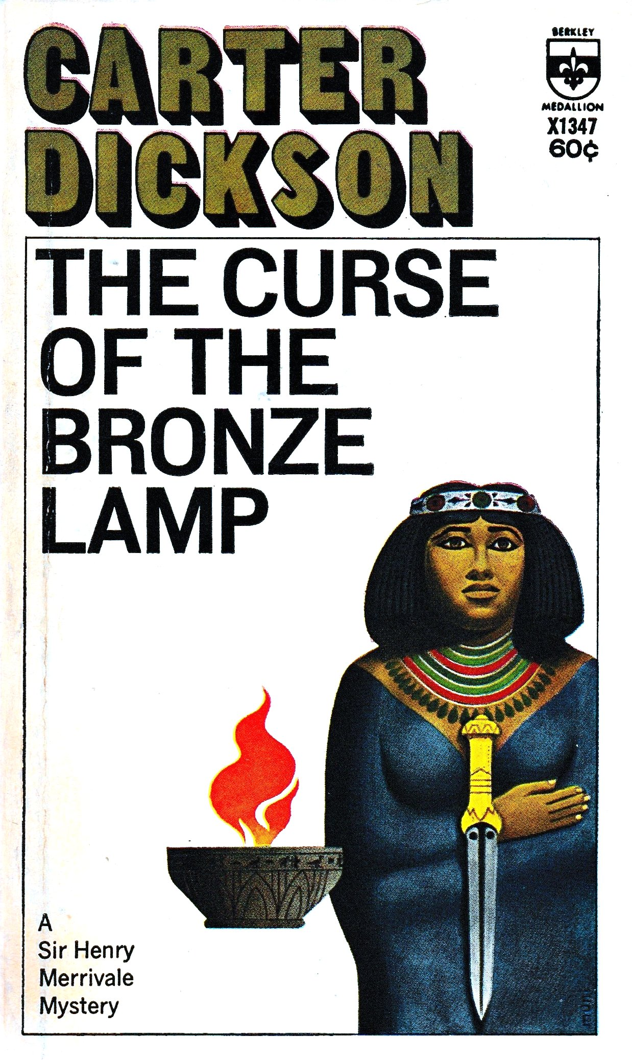 Curse of the Bronze Lamp