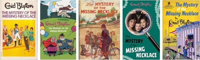 Mystery of the Missing Necklaces