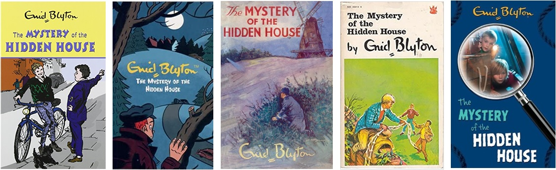 Mysteries of the Hidden House