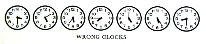 Hitch Wrong Clocks