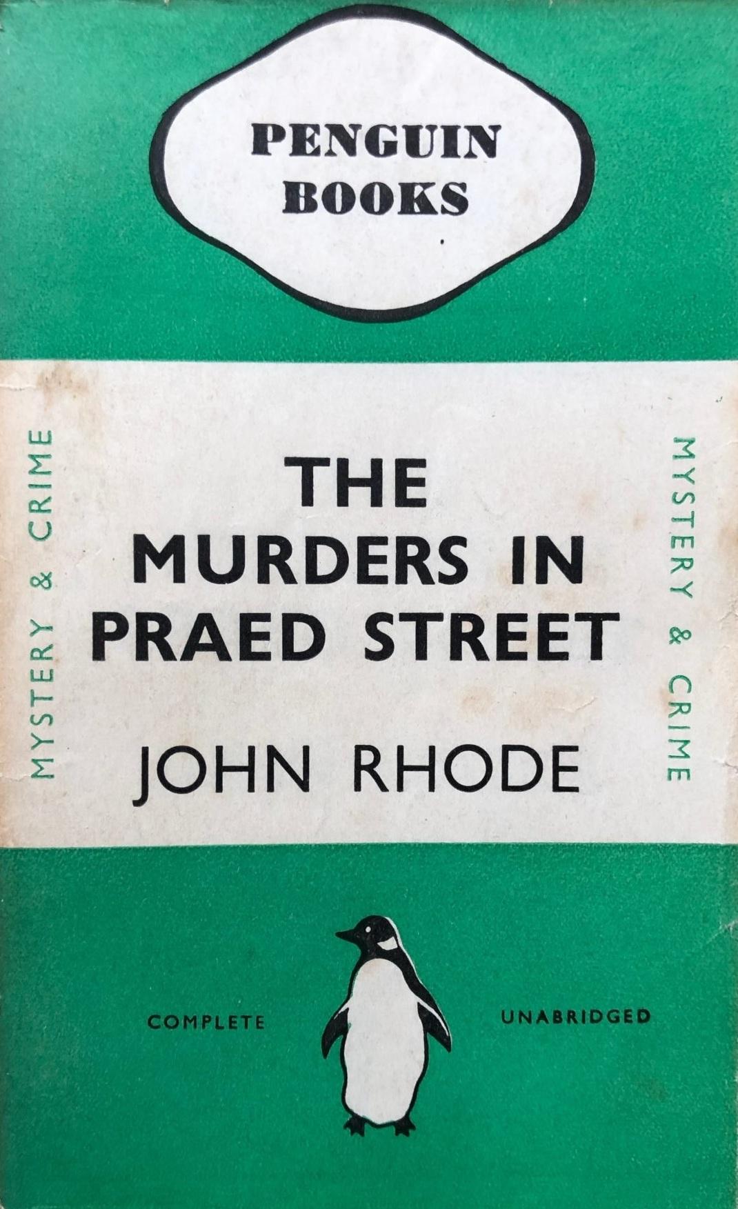 Murders in Praed Street The