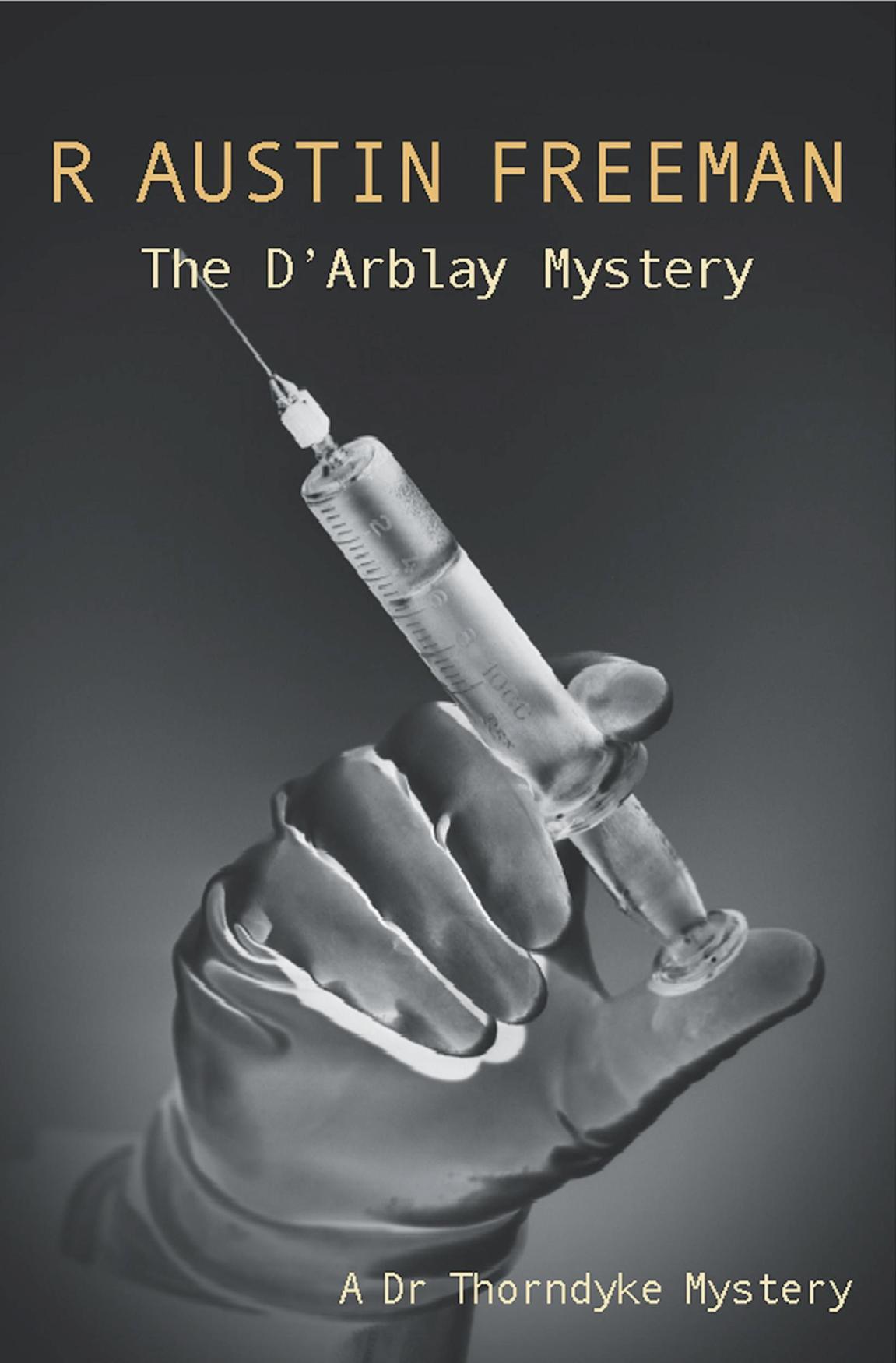D'Arblay Mystery