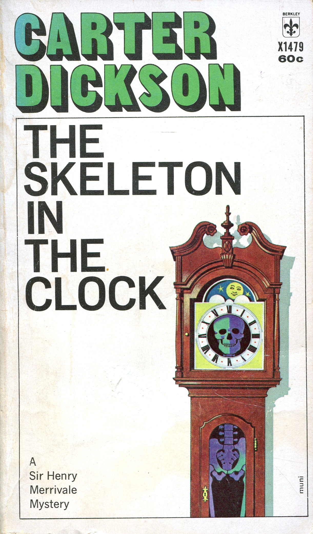 Skeleton in the Clock