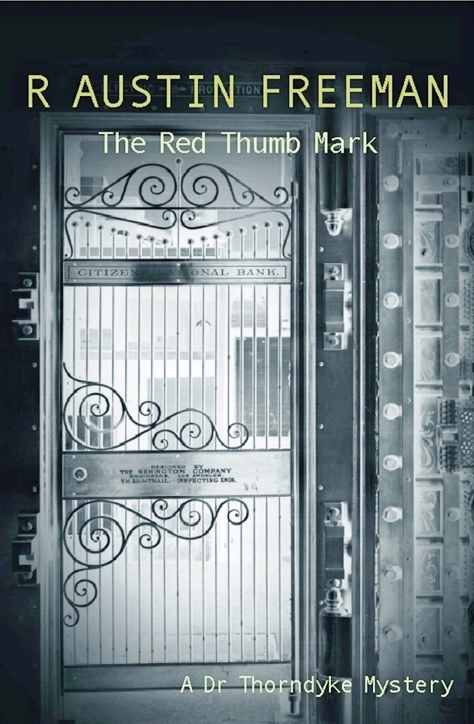 Red Thumb Mark