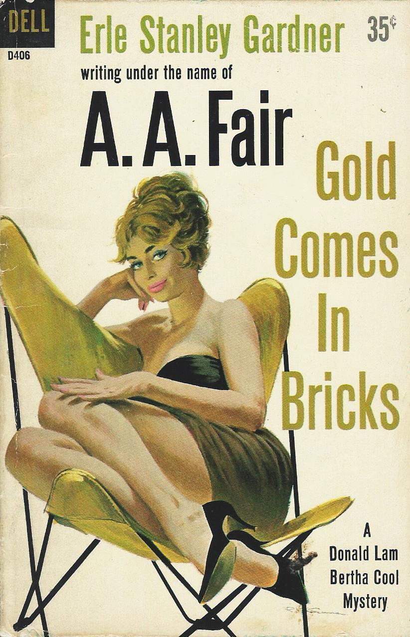 Gold Comes in Bricks